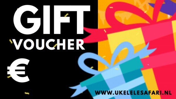 Voucher Ukelele Workshop